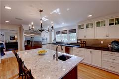 Luxury homes in  impeccably renovated classic property