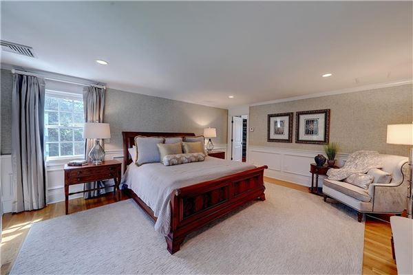 Luxury homes  impeccably renovated classic property