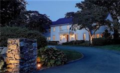 Luxury properties  impeccably renovated classic property
