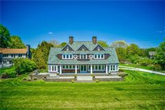Luxury homes in gorgeous home on two acres in exclusive Whale Rock