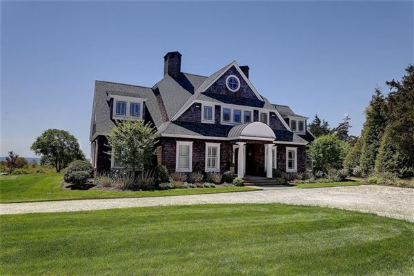 gorgeous home on two acres in exclusive Whale Rock luxury homes