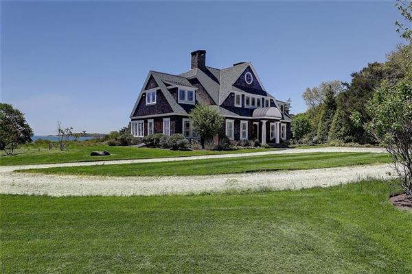 Luxury real estate gorgeous home on two acres in exclusive Whale Rock