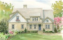 Custom Two Story Home Offers Peace And Quiet luxury homes
