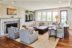Luxury real estate Custom Two Story Home Offers Peace And Quiet