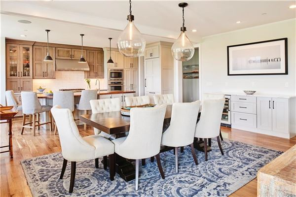 Luxury homes Custom Two Story Home Offers Peace And Quiet