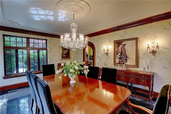 completely renovated Tudor style home  luxury homes