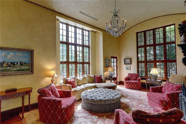 completely renovated Tudor style home  luxury real estate