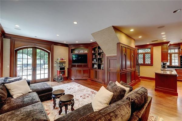 Luxury homes in completely renovated Tudor style home