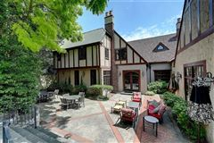 completely renovated Tudor style home  luxury properties