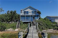 Mansions two story cottage on the water
