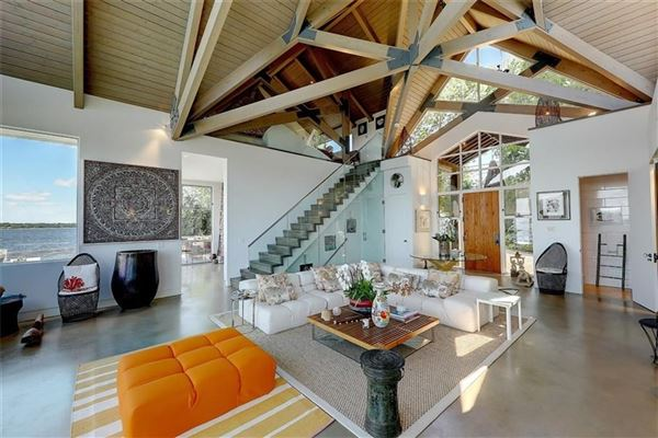 The Glass House luxury real estate