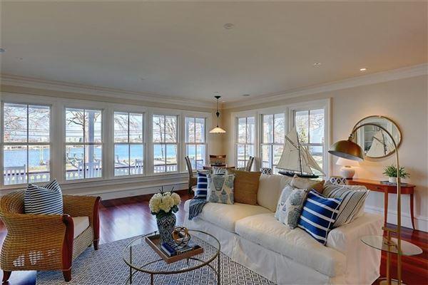 exquisite property on barrington harbor luxury properties