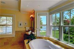 Luxury real estate exquisite property on barrington harbor