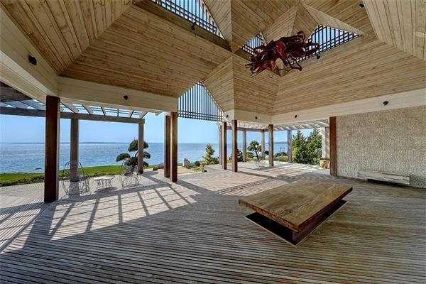 the tea house luxury homes