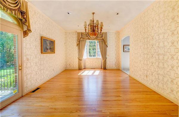 Luxury real estate a private five acre estate