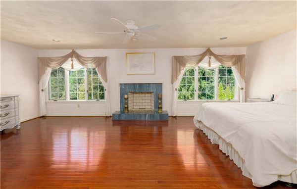 Luxury homes in a private five acre estate