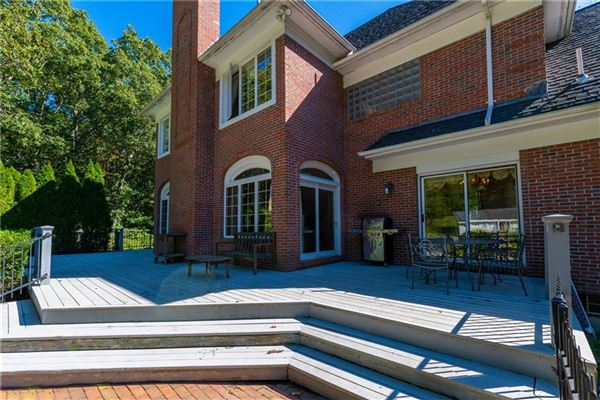 Luxury properties a private five acre estate