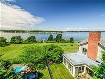 Luxury homes in five-plus acre waterfront estate