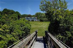 five-plus acre waterfront estate luxury real estate