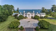 Luxury homes in PRIVATE WaterFRONT ESTATE on 36 Acres Overlooking THE Chesapeake Bay