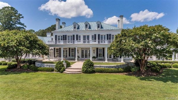 luxurious coastal Virginia estate luxury homes