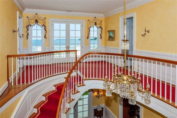 PRIVATE WaterFRONT ESTATE on 36 Acres Overlooking THE Chesapeake Bay  luxury real estate