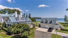 Luxury real estate PRIVATE WaterFRONT ESTATE on 36 Acres Overlooking THE Chesapeake Bay