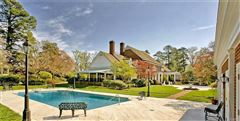 private oasis in the heart of Westhampton mansions