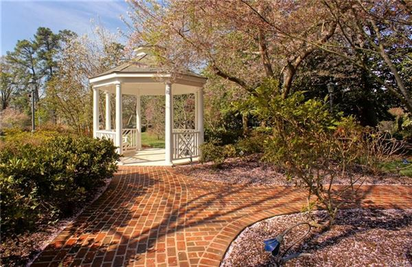Luxury properties private oasis in the heart of Westhampton