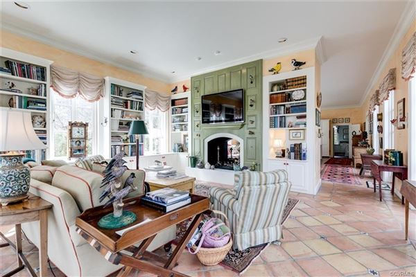 magnificent home beautifully sited on over five acres overlooking Lake Reed luxury homes