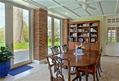 a 32.9-acre gated country estate in Eastern Goochland mansions