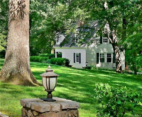 a 32.9-acre gated country estate in Eastern Goochland luxury properties