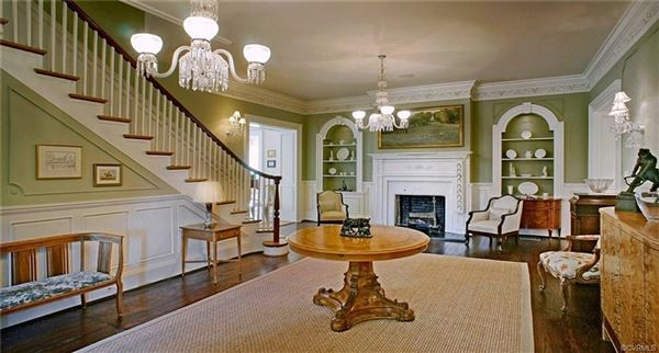 Luxury homes a magnificent river front estate listed on the National Registry of Historic Places