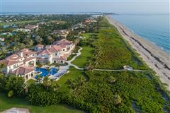 Luxury homes Magnificent Oceanfront estate home