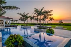 Luxury real estate Magnificent Oceanfront estate home