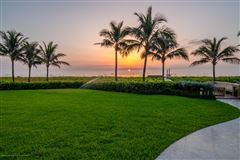 Luxury properties Magnificent Oceanfront estate home
