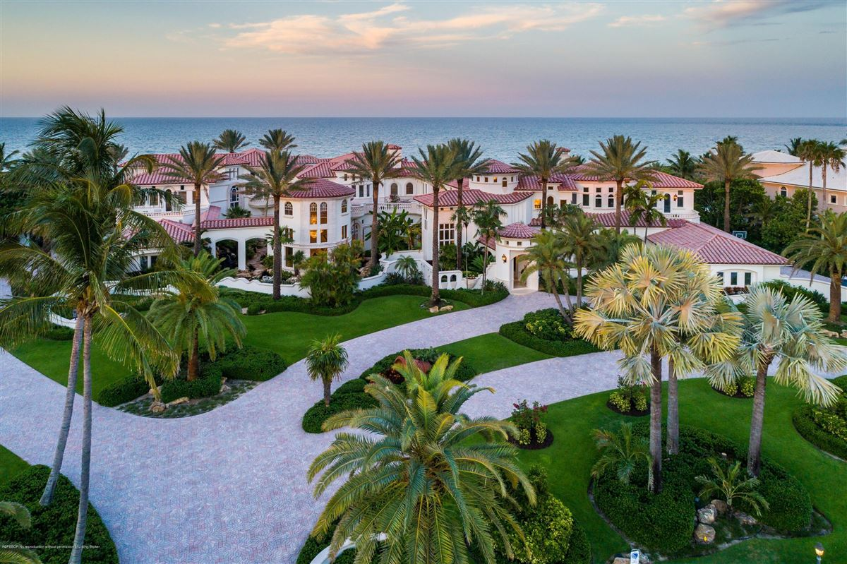 Magnificent Oceanfront estate home luxury properties