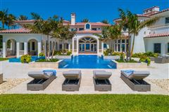 Magnificent Oceanfront estate home mansions