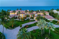 Mansions in Magnificent Oceanfront estate home