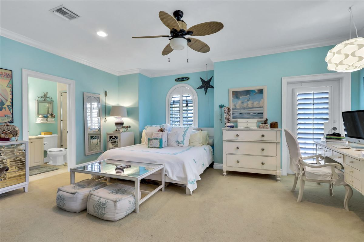 Direct Intracoastal Waterway Tuscan Style Estate Home