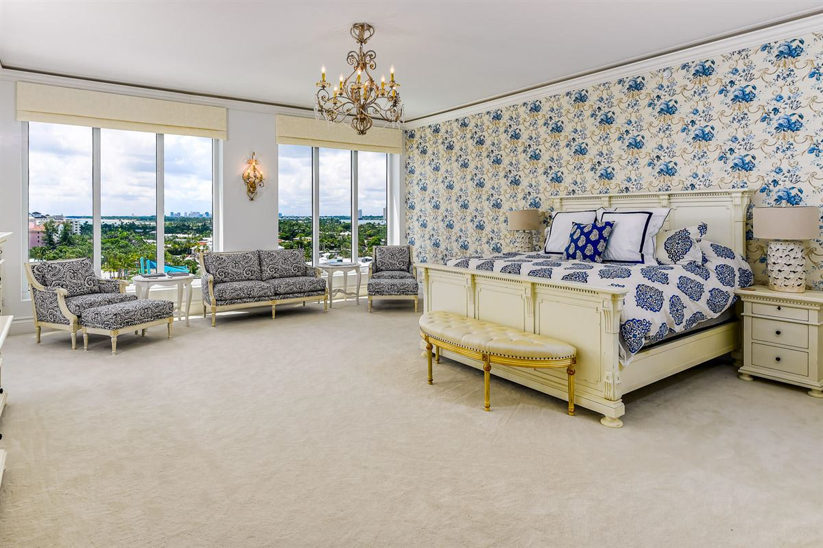 The Ritz-Carlton tower suite luxury properties