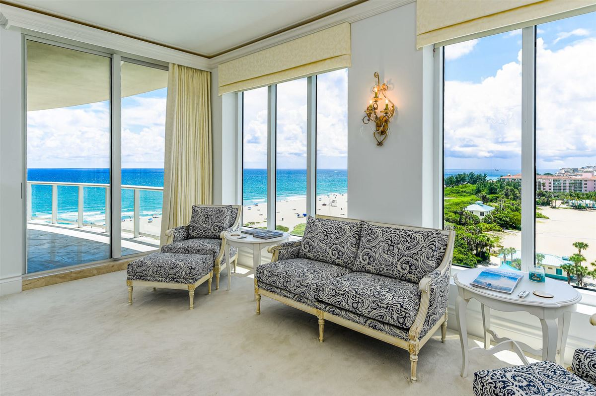 The Ritz-Carlton tower suite mansions