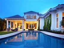 unparalleled water views in Admirals Cove luxury homes