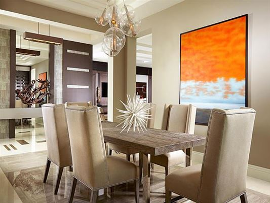 Luxury homes unparalleled water views in Admirals Cove
