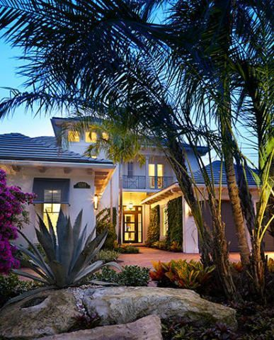 unparalleled water views in Admirals Cove mansions
