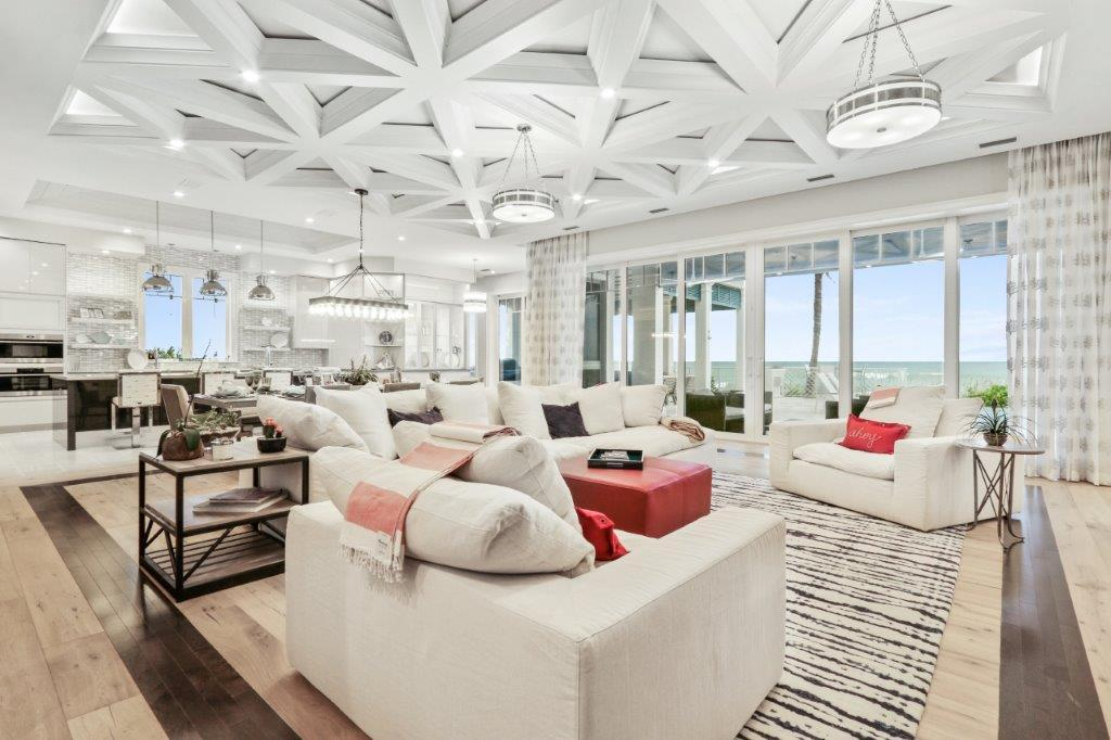 Ocean to River luxury homes