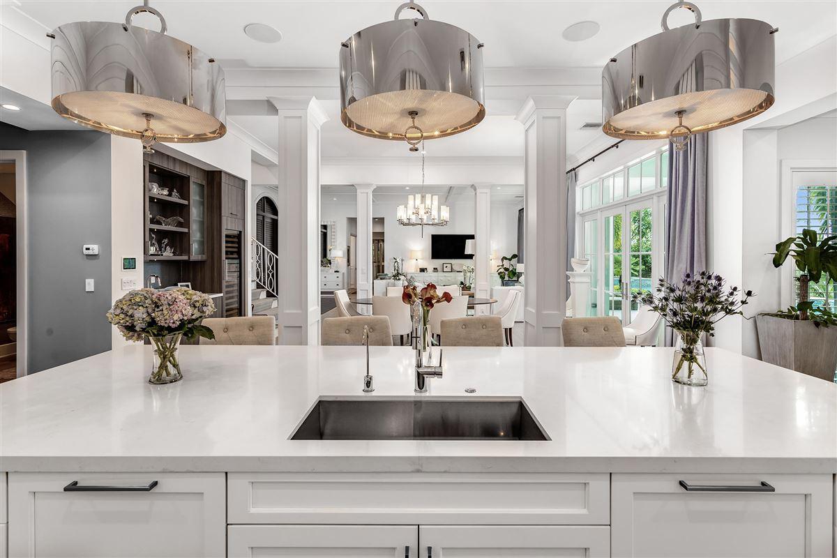 Luxury homes in luxury custom estate in exclusive community