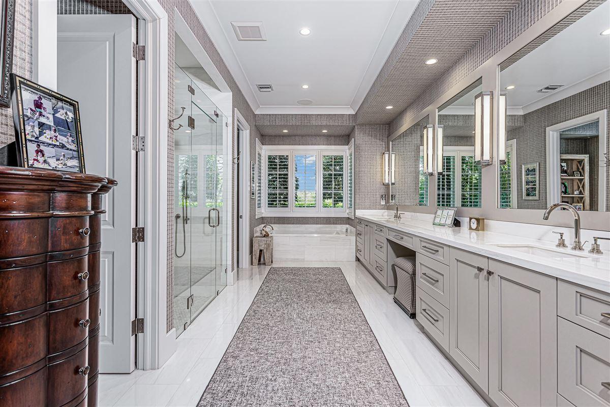luxury custom estate in exclusive community mansions