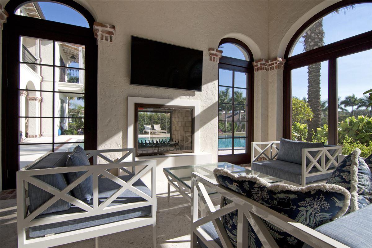 Luxury homes luxury equestrian compound