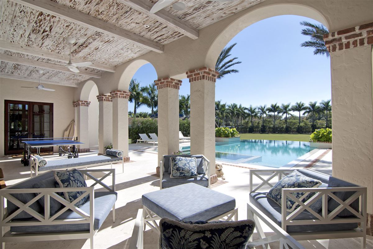luxury equestrian compound mansions